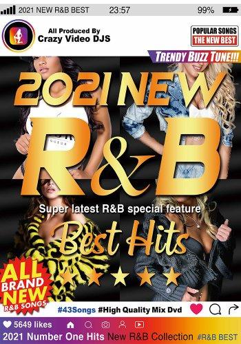 他店で売り切れ中★2021★【R&B最新曲】☆最新人気R&Bが満載☆-2021 NEW R&B BEST HITS- (DVD)