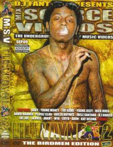 <img class='new_mark_img1' src='https://img.shop-pro.jp/img/new/icons1.gif' style='border:none;display:inline;margin:0px;padding:0px;width:auto;' />DJ FANTASY - BEST OF LIL'WAYNE V.2 DVD