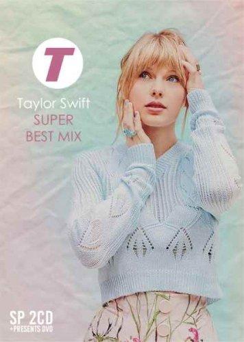 【2021最新】究極ベストMix☆テイラースウィフト!!! - Taylor Swift Super Best Mix - (2CD&1DVD)