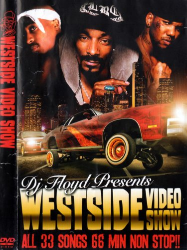 WESTSIDE VIDEO SHOW DVD