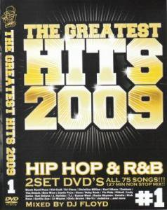 THE GREATEST HITS 2009/DJ FLOYD/2DVDs