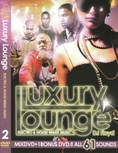 LUXURY LOUNGE 2 - ELECTRO & HOUSE REMIX MUSIC 2DVD