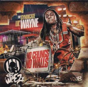 <img class='new_mark_img1' src='//img.shop-pro.jp/img/new/icons50.gif' style='border:none;display:inline;margin:0px;padding:0px;width:auto;' />The Syndicate Presents Lil Wayne - No Ceilings No Walls MIXCD n
