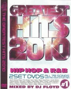 THE GREATEST HITS 2010/DJ FLOYD/2DVD
