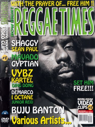 <img class='new_mark_img1' src='https://img.shop-pro.jp/img/new/icons3.gif' style='border:none;display:inline;margin:0px;padding:0px;width:auto;' />REGGAE TIMES #8 DVD