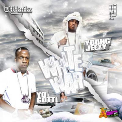 DJ Teknikz - Young Jeezy & Yo Gotti - White War MIXCD d
