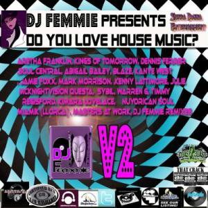<img class='new_mark_img1' src='//img.shop-pro.jp/img/new/icons9.gif' style='border:none;display:inline;margin:0px;padding:0px;width:auto;' />DJ Femmie - Do you Love House Music Vol 2 MIXCD d
