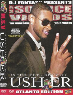 Mix Source Videos - In The Spotlight With (Usher) DVD