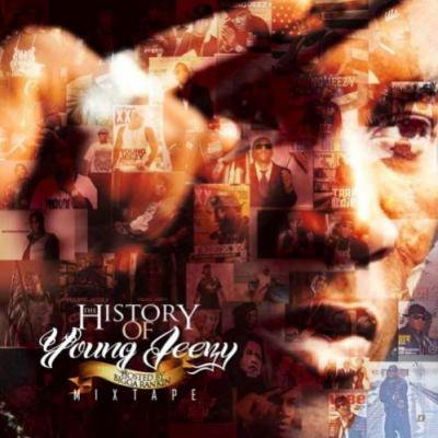 Young Jeezy - The History Of Young Jeezy (Hosted By Bigga Rankin) MIXCD h