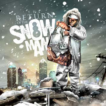 Young Jeezy - The Return Of The Snowman MIXCD r