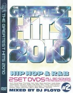 ※2時間強※THE GREATEST HITS 2010 # 2/DJ FLOYD/2DVD