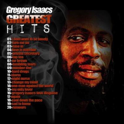 GREGORY ISAACS - GREATEST HITS 2010 MIXCD g