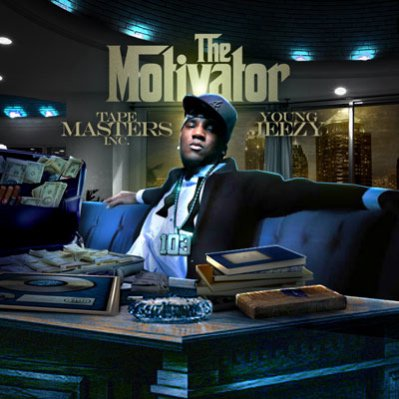 Tapemasters Inc & Young Jeezy - The Motivator MIXCD m