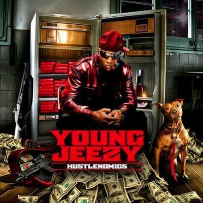 Young Jeezy - Hustlenomics MIXCD h