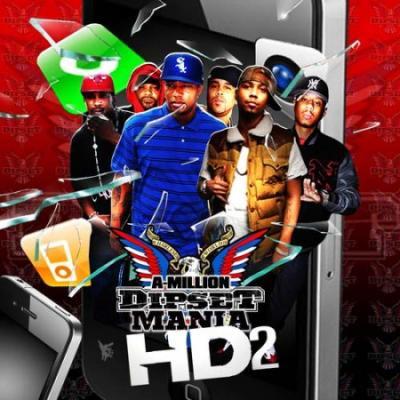 A-Million Presents Dipset - Dipset Mania HD 2 MIXCD d