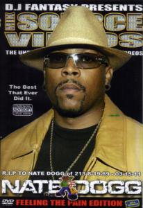 <img class='new_mark_img1' src='//img.shop-pro.jp/img/new/icons15.gif' style='border:none;display:inline;margin:0px;padding:0px;width:auto;' />Mix Source Videos - Nate Dogg (Feeling The Pain Edition) DVD
