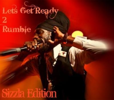 DJ Astrobolii Lets Get Ready 2 Rumble Sizzla Edition MIXCD l