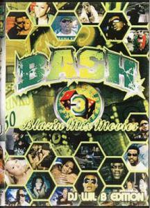 BASH ENTERTAIMENT - BLAZIN MIX MOVIES #3 MIX DVD