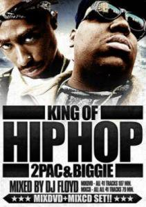 <img class='new_mark_img1' src='//img.shop-pro.jp/img/new/icons11.gif' style='border:none;display:inline;margin:0px;padding:0px;width:auto;' />KING OF HIP HOP / 2PAC & BIGGIE / DVD&CD ※2枚組み※