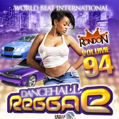 DJ RONDON - DANCEHALL REGGAE VOL.94 MIXCD d 20120824
