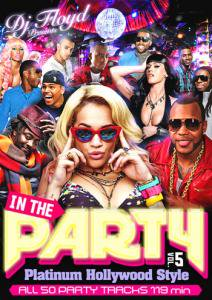 ▼これからのClub系DVDはこうなりました▼IN THE PARTY VOL.5 /Platinum Hollywood Style DVD