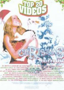 ☆クリスマスの決定版DVD☆TOP20VIDEOS/CHRISTMAS EDITION DVD
