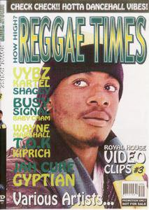 ROYAL HOUSE-REGGAE TIMES #3