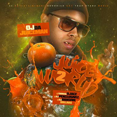 OJ Da Juiceman - Juice World 2 MIXCD j 20130311