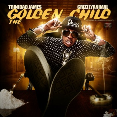 Trinidad James - The Golden Child MIXCD g 20130325