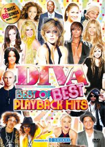 ★★来ました春DIVA☆☆DIVA BEST OF BEST - PLAYBACK HITS (2DVD)