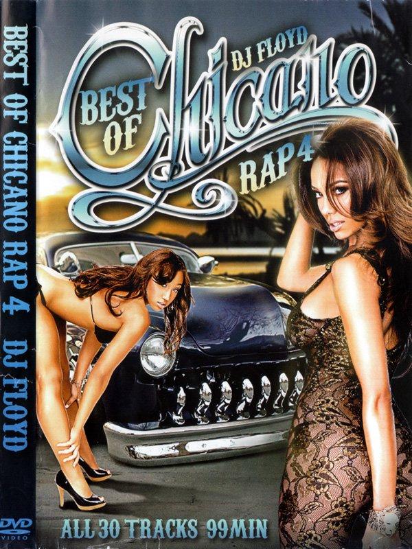 【渇望のチカーノDVD】BEST OF CHICANO RAP VOL.4 DVD