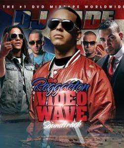 ★待望のレゲトンDVD☆DJ Fade Reggaeton Videos Wave DVD