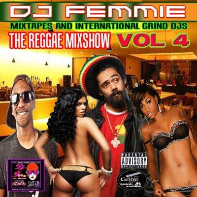 DJ Femmie the Reggae Mixshow Vol 4 MIXCD r 20130419