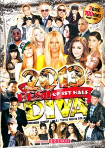 ����᤯��Фޤ������DIVA BEST OF 2013 1st Half�ʣ�DVD��