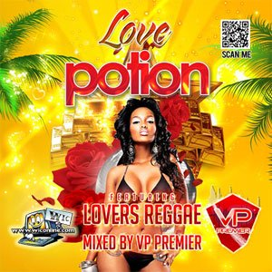 ☆素晴らしいレゲエ☆VP Premier - Love Potion MIXCD l 20130712