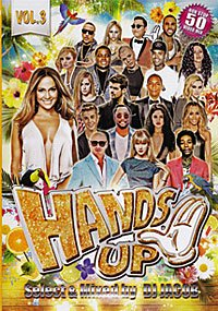 キャッチー度100%!!HANDS UP VOL.3 MIXDVD