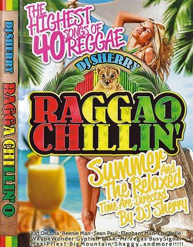 ☆気持ちいいレゲエのみ収録☆Ragga Chillin' #1 MIX DVD