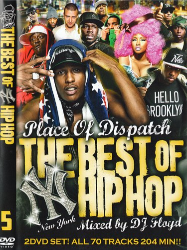 <img class='new_mark_img1' src='//img.shop-pro.jp/img/new/icons13.gif' style='border:none;display:inline;margin:0px;padding:0px;width:auto;' />THE BEST OF NY HIP HOP VOL.5 2DVD