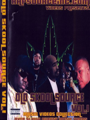 Rap Source-Old Skool Source Videos Vol.1