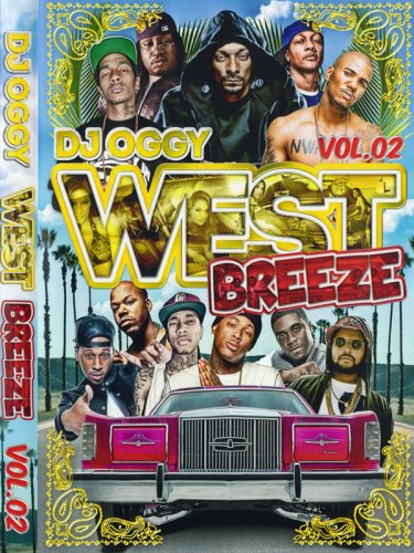 <img class='new_mark_img1' src='https://img.shop-pro.jp/img/new/icons10.gif' style='border:none;display:inline;margin:0px;padding:0px;width:auto;' />DJ OGGY / WEST BREEZE VOL.2 MIX DVD