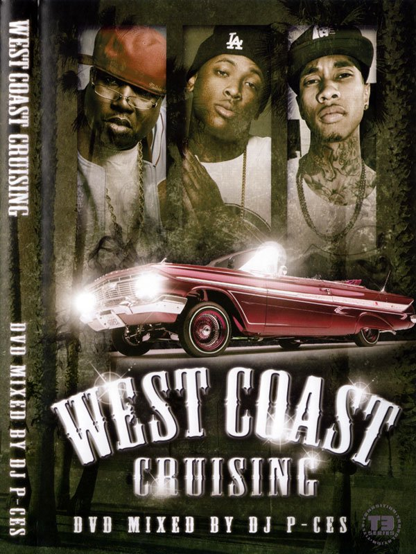 <日本語字幕付き>WEST COAST CRUSING / DJ P-CES DVD