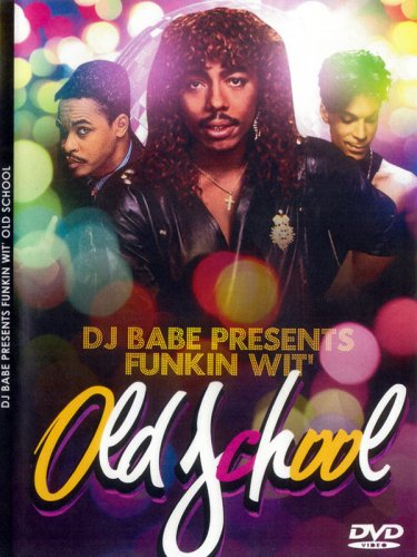 ☆激レア映像満載☆DJ Babe: Funkin With The Old School-CD/DVD