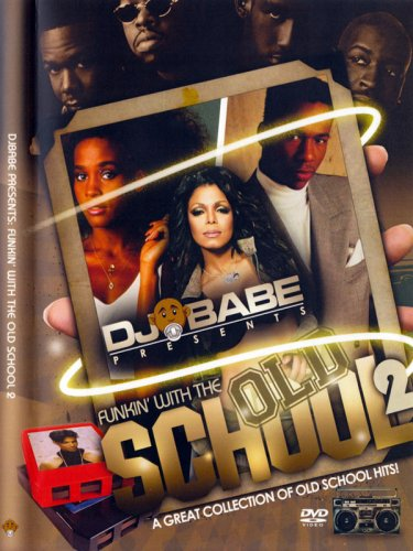☆激レア映像満載☆DJ Babe: Funkin With The Old School Vol.2-(DVD+CD)
