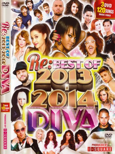 ☆これがトドメ☆RE: DIVA BEST OF 2013~2014 3 DVD