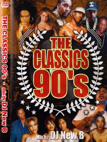 90年代名曲オンリー☆THE CLASSICS 90's DVD