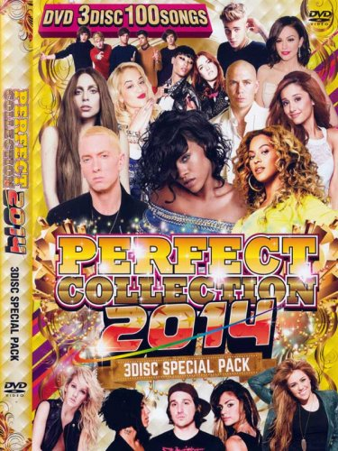 完璧な100曲☆PERFECT COLLECTION 2014 -3DVD SP-