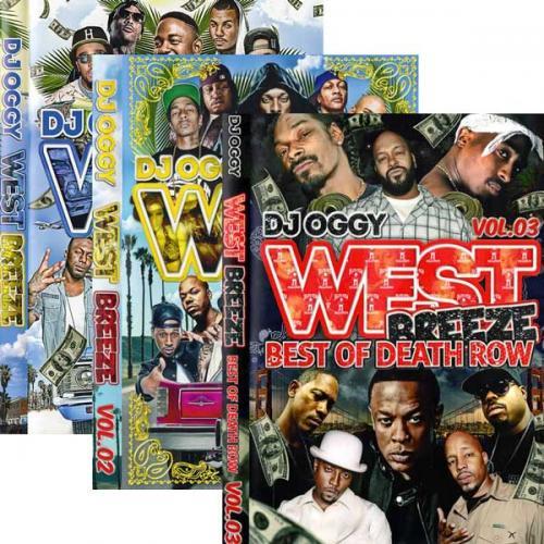 ゴリゴリのウエッサイMIX DVD☆『WEST BREEZE3本セット』