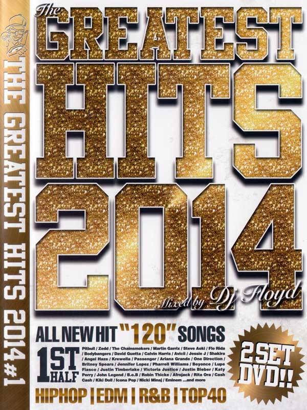 ���ĥ٥��ȥ��֥��꡼������DJ FLOYD GREATEST HITS 2014 #1(2DVD)