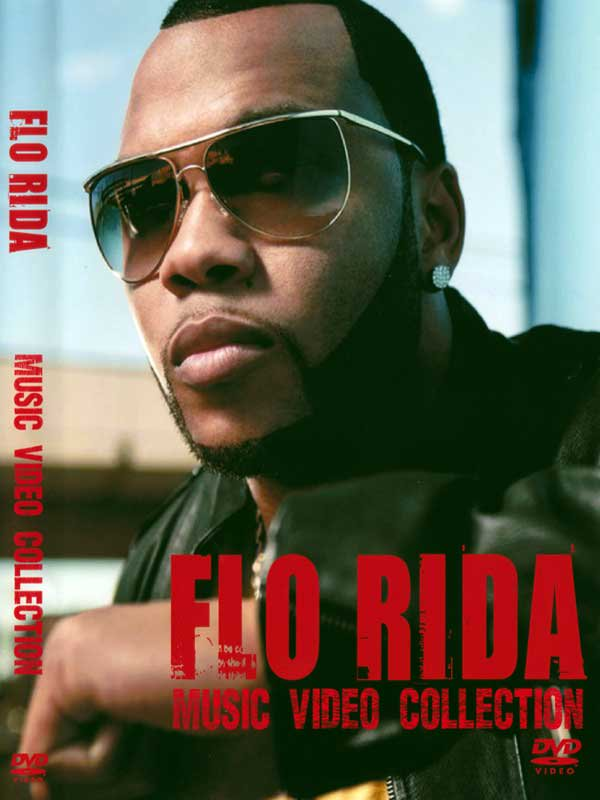 �ǹ���Ƕ��Υ���֥�å���!!FLO RIDA / MUSIC VIDEO COLLECTION DVD