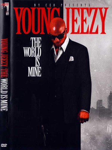 <img class='new_mark_img1' src='//img.shop-pro.jp/img/new/icons6.gif' style='border:none;display:inline;margin:0px;padding:0px;width:auto;' />Young Jeezy - The World Is Mine MIX DVD